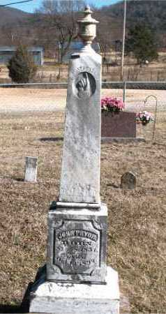 PRYOR, JOHN - Carroll County, Arkansas | JOHN PRYOR - Arkansas Gravestone Photos