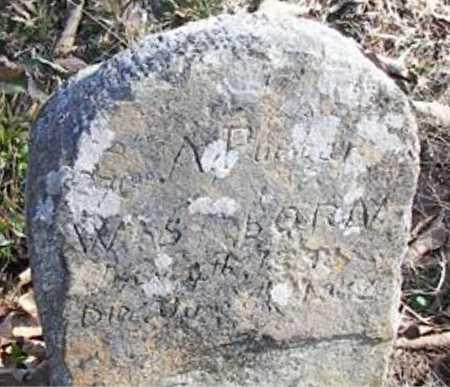PURYEAR, A. - Carroll County, Arkansas   A. PURYEAR - Arkansas Gravestone Photos