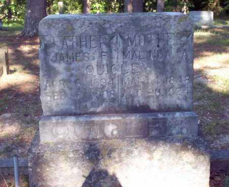 QUIGLEY, JAMES F - Carroll County, Arkansas | JAMES F QUIGLEY - Arkansas Gravestone Photos