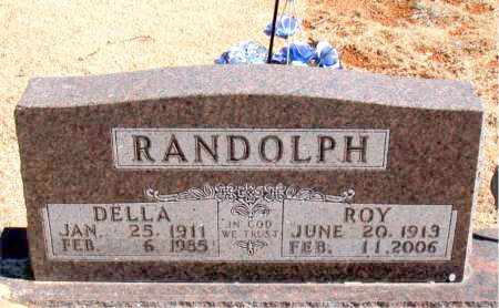RANDOLPH, ROY - Carroll County, Arkansas | ROY RANDOLPH - Arkansas Gravestone Photos