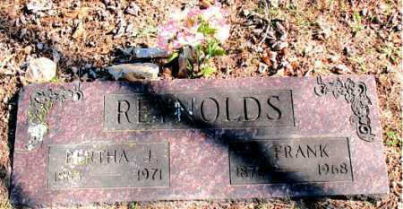 REYLONDS, FRANK B. - Carroll County, Arkansas | FRANK B. REYLONDS - Arkansas Gravestone Photos