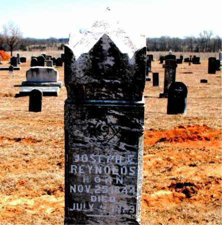 REYNOLD, JOSEPH E. - Carroll County, Arkansas | JOSEPH E. REYNOLD - Arkansas Gravestone Photos