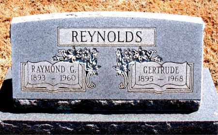 REYNOLD, RAYMOND G. - Carroll County, Arkansas | RAYMOND G. REYNOLD - Arkansas Gravestone Photos