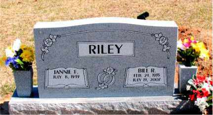 RILEY, BILL R. - Carroll County, Arkansas | BILL R. RILEY - Arkansas Gravestone Photos