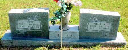 RUDD, NILA S - Carroll County, Arkansas | NILA S RUDD - Arkansas Gravestone Photos