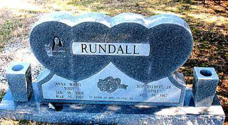 "RUNDALL, ANNA MARIE ""SISSY"" - Carroll County, Arkansas | ANNA MARIE ""SISSY"" RUNDALL - Arkansas Gravestone Photos"