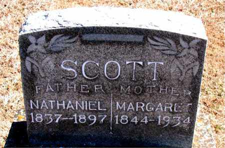 SCOTT, MARGARET - Carroll County, Arkansas | MARGARET SCOTT - Arkansas Gravestone Photos