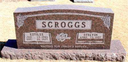 SCROGGS, ESTILEE - Carroll County, Arkansas | ESTILEE SCROGGS - Arkansas Gravestone Photos