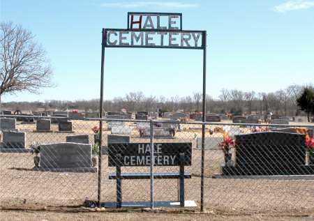 *HALE CEMETERY SIGN,  - Carroll County, Arkansas |  *HALE CEMETERY SIGN - Arkansas Gravestone Photos
