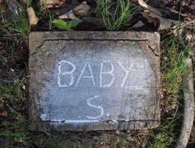 SIMPKINS, BABY - Carroll County, Arkansas   BABY SIMPKINS - Arkansas Gravestone Photos