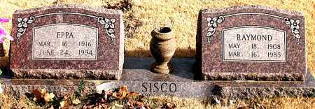 SISCO, RAYMOND - Carroll County, Arkansas | RAYMOND SISCO - Arkansas Gravestone Photos