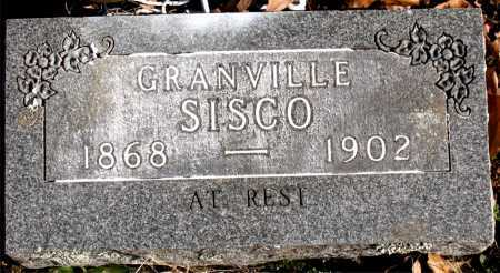 SISCO, GRANVILLE - Carroll County, Arkansas | GRANVILLE SISCO - Arkansas Gravestone Photos
