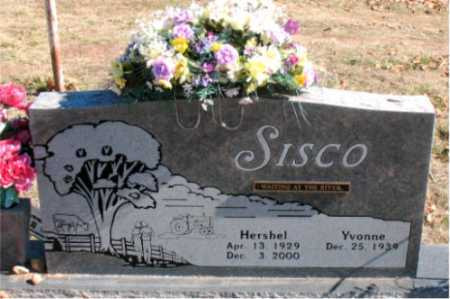 SISCO, HERSHEL - Carroll County, Arkansas | HERSHEL SISCO - Arkansas Gravestone Photos