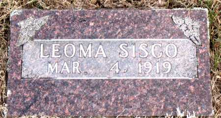 SISCO, LEOMA - Carroll County, Arkansas | LEOMA SISCO - Arkansas Gravestone Photos