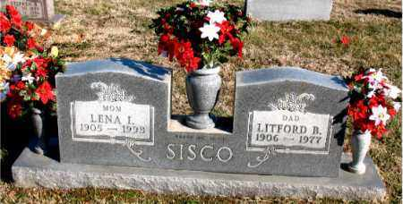 SISCO, LENA I - Carroll County, Arkansas | LENA I SISCO - Arkansas Gravestone Photos