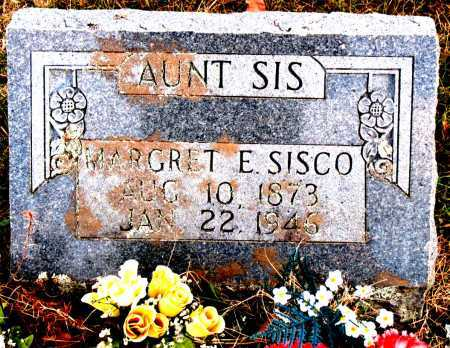 "SISCO, MARGRET ""AUNT SIS"" - Carroll County, Arkansas 