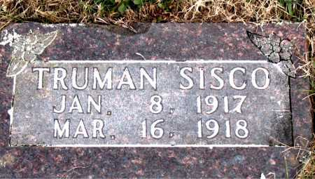 SISCO, TRUMAN - Carroll County, Arkansas | TRUMAN SISCO - Arkansas Gravestone Photos