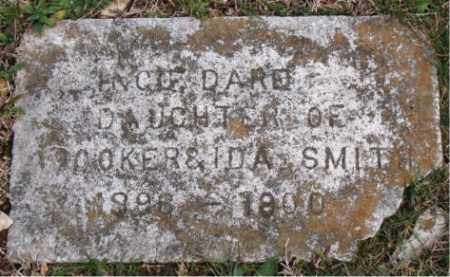 SMITH, ENCIE  DARE - Carroll County, Arkansas | ENCIE  DARE SMITH - Arkansas Gravestone Photos