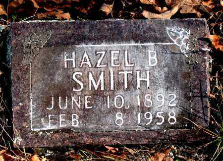 SMITH, HAZEL  B. - Carroll County, Arkansas | HAZEL  B. SMITH - Arkansas Gravestone Photos