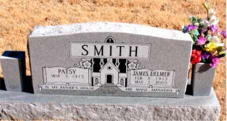 SMITH, JAMES DELMER - Carroll County, Arkansas | JAMES DELMER SMITH - Arkansas Gravestone Photos