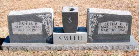 SMITH, LETHA  C. - Carroll County, Arkansas | LETHA  C. SMITH - Arkansas Gravestone Photos
