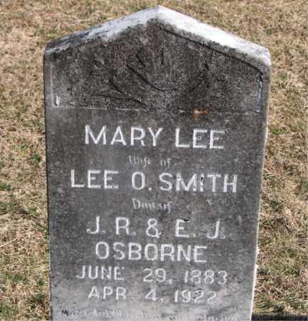SMITH, MARY LEE - Carroll County, Arkansas | MARY LEE SMITH - Arkansas Gravestone Photos