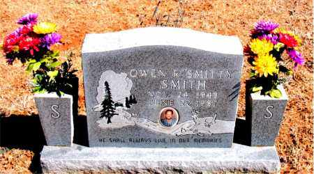 SMITH, OWEN R. (SMITTY) - Carroll County, Arkansas | OWEN R. (SMITTY) SMITH - Arkansas Gravestone Photos