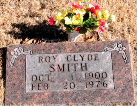 SMITH, ROY CLYDE - Carroll County, Arkansas | ROY CLYDE SMITH - Arkansas Gravestone Photos