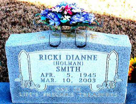 SMITH, RICKI  DIANNE - Carroll County, Arkansas | RICKI  DIANNE SMITH - Arkansas Gravestone Photos