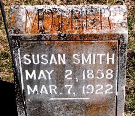 SMITH, SUSAN - Carroll County, Arkansas | SUSAN SMITH - Arkansas Gravestone Photos