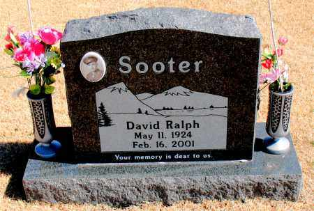 SOOTER, DAVID  RALPH - Carroll County, Arkansas | DAVID  RALPH SOOTER - Arkansas Gravestone Photos