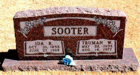 SOOTER, IDA  B. - Carroll County, Arkansas | IDA  B. SOOTER - Arkansas Gravestone Photos