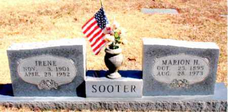 SOOTER, IRENE - Carroll County, Arkansas | IRENE SOOTER - Arkansas Gravestone Photos