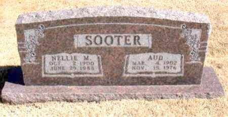 SOOTER, NELLIE  M. - Carroll County, Arkansas | NELLIE  M. SOOTER - Arkansas Gravestone Photos