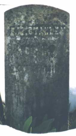 STANDLEE STANLEY, FRANCIS  MARION - Carroll County, Arkansas   FRANCIS  MARION STANDLEE STANLEY - Arkansas Gravestone Photos