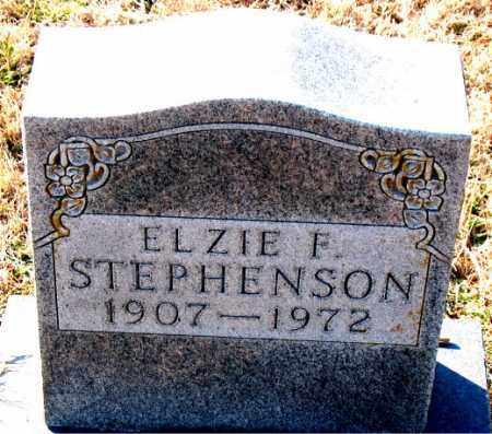 STEPHENSON, ELZIE F. - Carroll County, Arkansas | ELZIE F. STEPHENSON - Arkansas Gravestone Photos