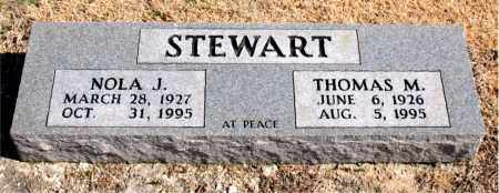 STEWART, THOMAS  M. - Carroll County, Arkansas | THOMAS  M. STEWART - Arkansas Gravestone Photos