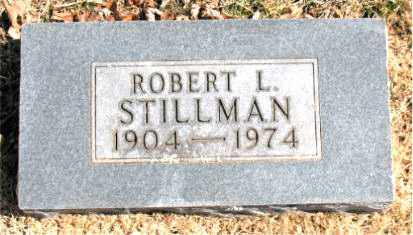 STILLMAN, ROBERT L. - Carroll County, Arkansas | ROBERT L. STILLMAN - Arkansas Gravestone Photos