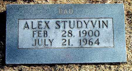 STUDYVIN, ALEX - Carroll County, Arkansas | ALEX STUDYVIN - Arkansas Gravestone Photos
