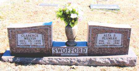 SWOFFORD, ALTA S. - Carroll County, Arkansas | ALTA S. SWOFFORD - Arkansas Gravestone Photos