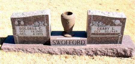 SWOFFORD, DOLORES  C. - Carroll County, Arkansas | DOLORES  C. SWOFFORD - Arkansas Gravestone Photos