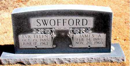 SWOFFORD, JAMES  A. - Carroll County, Arkansas | JAMES  A. SWOFFORD - Arkansas Gravestone Photos