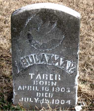 TABER, BULA MAY - Carroll County, Arkansas | BULA MAY TABER - Arkansas Gravestone Photos