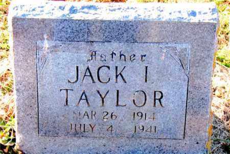 TAYLOR, JACK  I. - Carroll County, Arkansas | JACK  I. TAYLOR - Arkansas Gravestone Photos