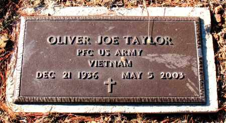 TAYLOR  (VETERAN VIET), OLIVER JOE - Carroll County, Arkansas | OLIVER JOE TAYLOR  (VETERAN VIET) - Arkansas Gravestone Photos
