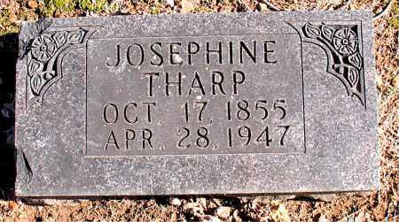 THARP, JOSEPHINE - Carroll County, Arkansas | JOSEPHINE THARP - Arkansas Gravestone Photos