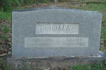 THOMAS, CLEVELAND - Carroll County, Arkansas | CLEVELAND THOMAS - Arkansas Gravestone Photos