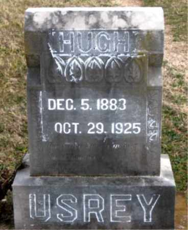 USREY, HUGH - Carroll County, Arkansas | HUGH USREY - Arkansas Gravestone Photos