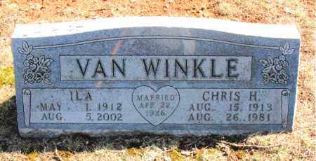 VAN  WINKLE, ILA - Carroll County, Arkansas | ILA VAN  WINKLE - Arkansas Gravestone Photos