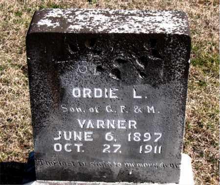 VARNER, ORDIE L - Carroll County, Arkansas | ORDIE L VARNER - Arkansas Gravestone Photos